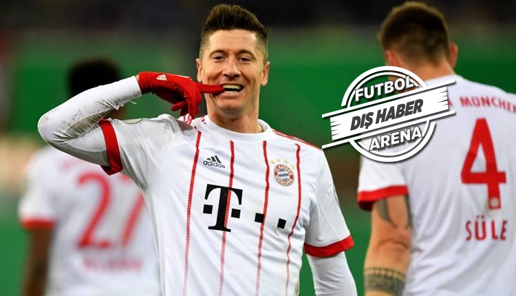Robert Lewandowski'nin Real Madrid'e transferinde flaş gelişme!