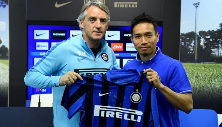 Roberto Mancini'den Yuto Nagatomo'ya övgü dolu sözler