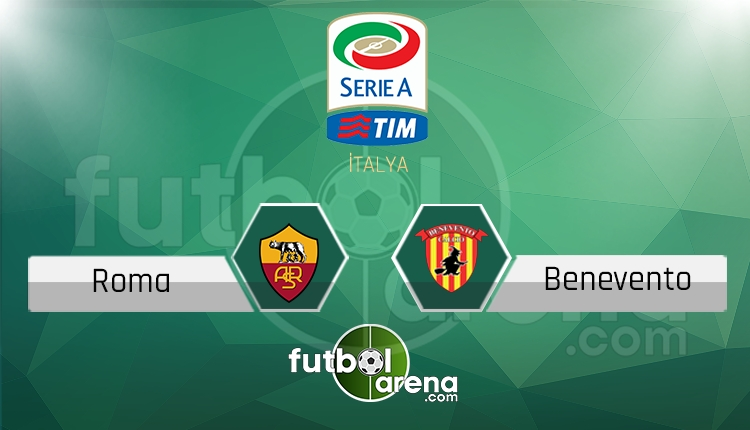 Roma - Benevento maçı saat kaçta, hangi kanalda? (İddaa Canlı Skor)