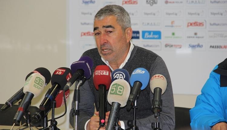 Samet Aybaba: 'Galatasaray'ın kalitesini engelledik, gurur duyuyoruz'