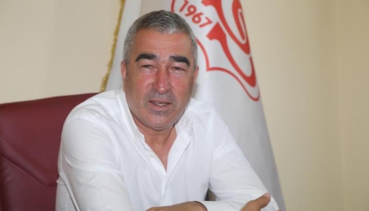 Samet Aybaba: 'Gücümüzü sahaya yansıtmak istiyoruz'