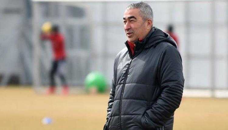 Samet Aybaba'dan futbolcularına gönderme: