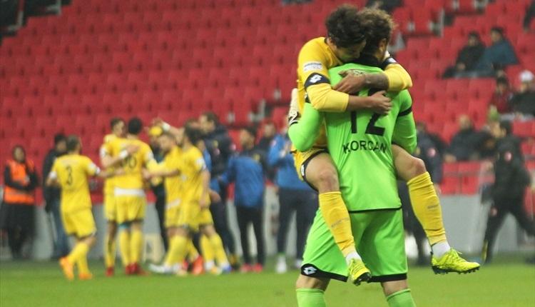 Samsunspor 1-1 Ankaragücü maç özeti ve golleri (İZLE)