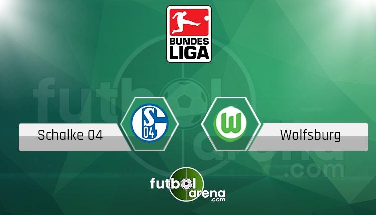 Schalke - Wolfsburg maçı saat kaçta, hangi kanalda? (İddaa canlı skor)
