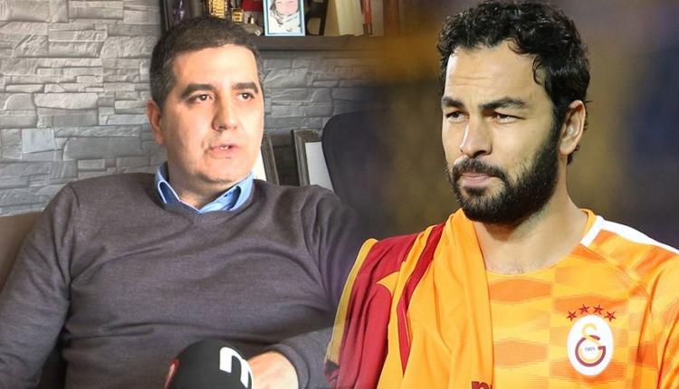 Selçuk İnan'ın menajerinden Galatasaray'a dava