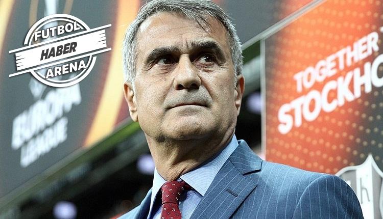 Şenol Güneş'in Bursaspor maçında ilk 11 kararı