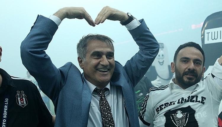 Şenol Güneş'ten Sevgililer Günü için futbolcularına anlamlı mesaj