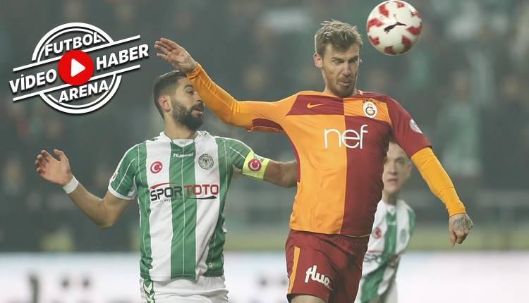 Serdar Aziz'den Konyaspor maçında bir ilk!