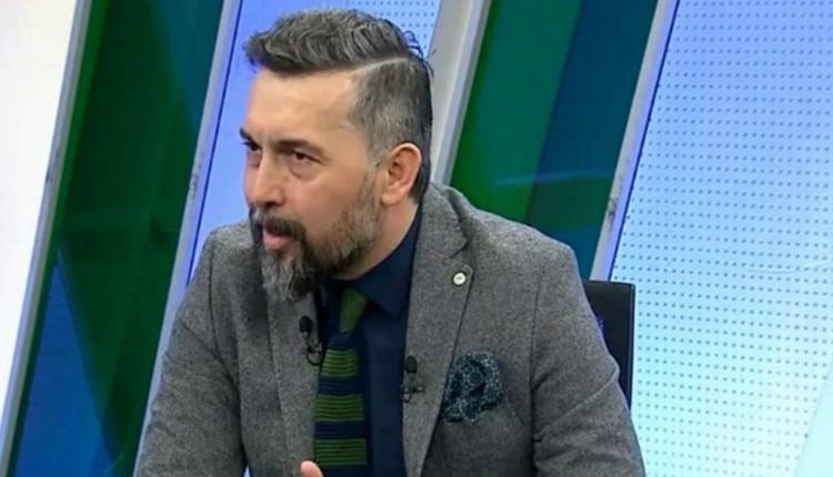 Serkan Reçber'den Alper Ulusoy yorumu: 'Isınan oyuncuya kart gösterecekti'