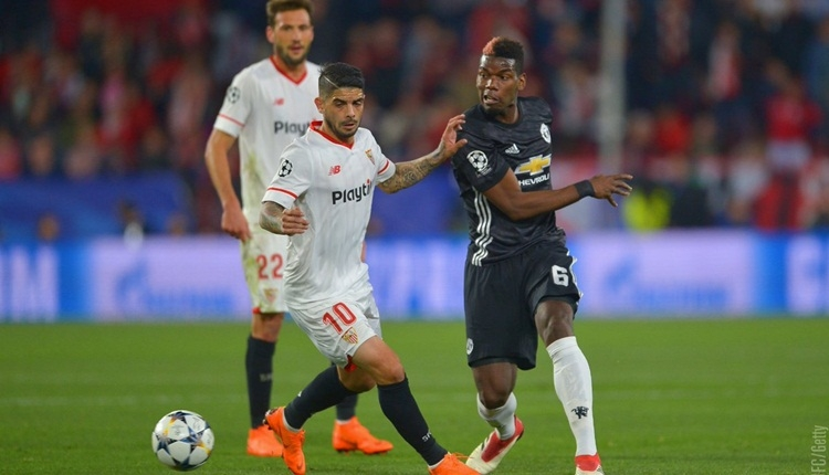 Sevilla 0-0 Manchester United maç özeti (İZLE)