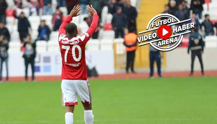 Sivasspor 3-2 Osmanlıspor maçı özeti ve golleri (İZLE)