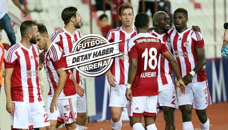 Sivasspor'dan 4 sezon sonra gelen başarı