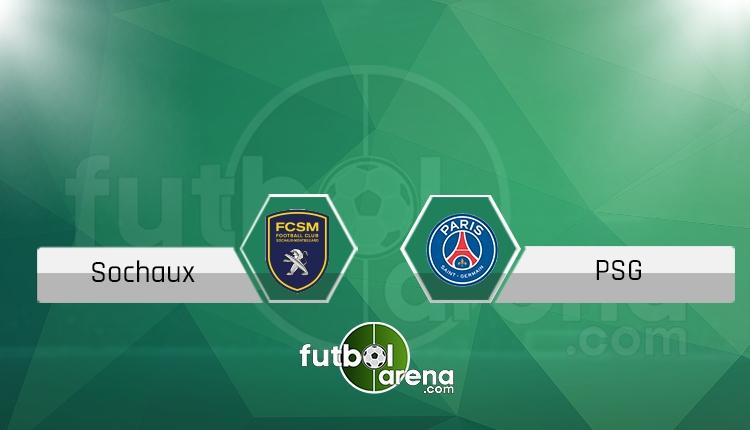 Sochaux - PSG maçı saat kaçta, hangi kanalda? (İddaa canlı skor)