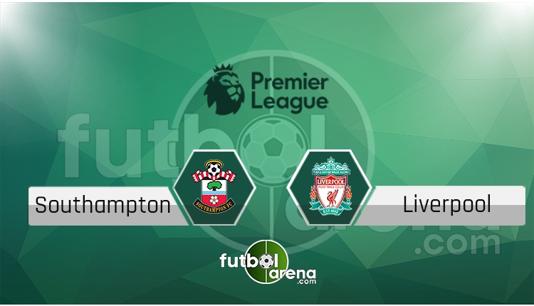 Southampton Liverpool maçı saat kaçta, hangi kanalda? (İddaa Canlı Skor)