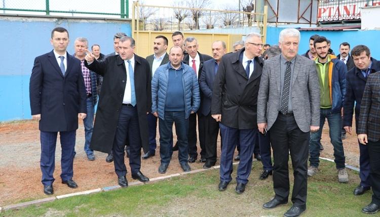Spor Bakanı Osman Aşkın Bak'dan derbi ve Cengiz Ünder açıklaması