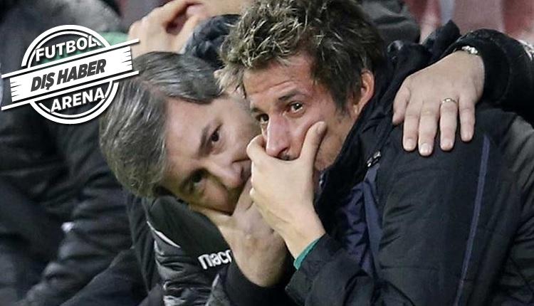 Sporting Lizbon'da yedek kulübesinde ağlayan Coentrao'yu başkan teselli etti