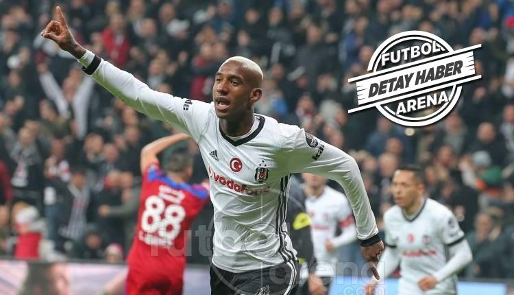Beşiktaş'ta bu sezon bir ilk! Talisca durdurulamıyor