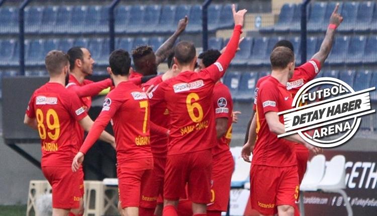 Süper Lig'in deplasman fatihi Başakşehir ve Kayserispor