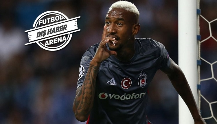 Talisca'da Beşiktaş yönetimine: