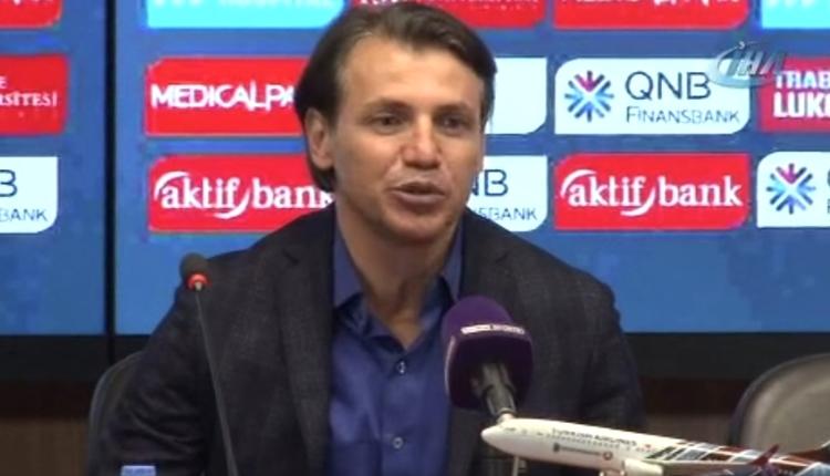 Tamer Tuna'dan basın toplantısında Jahovic esprisi!