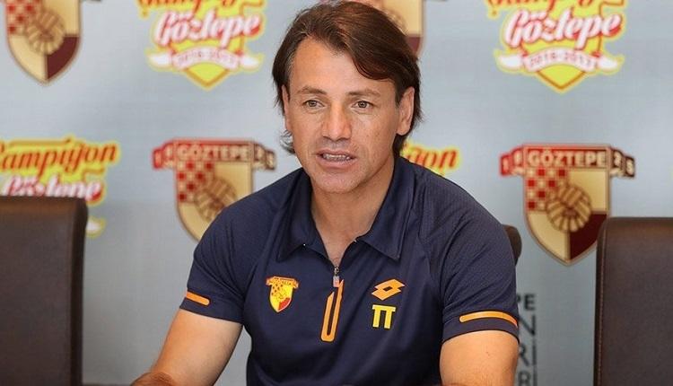 Tamer Tuna'dan futbolcularına eleştiri: 'Rakibe verdik'