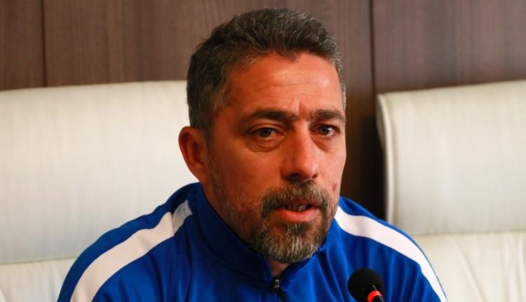 Timuçin Beyazit, Adana Demirspor'dan istifa etme sebebini açıkladı