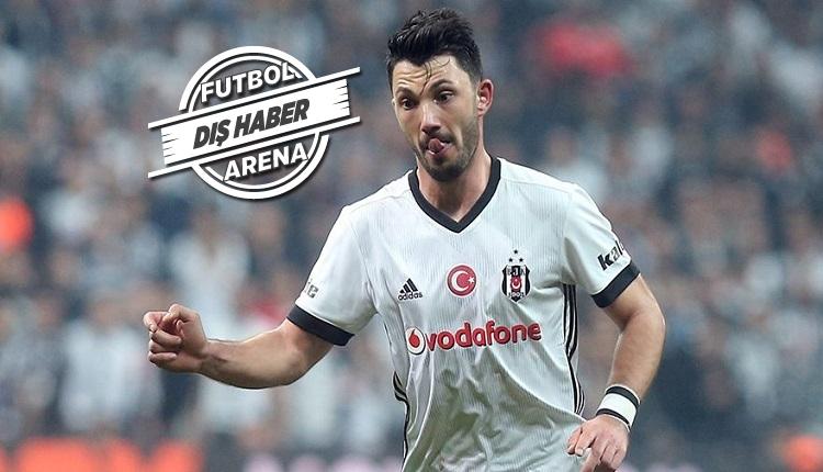 Tolgay Arslan Alman basınına Beşiktaş'ı anlattı