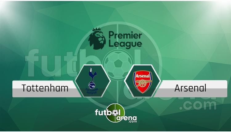 Tottenham - Arsenal maçı saat kaçta, hangi kanalda? (İddaa Canlı Skor)