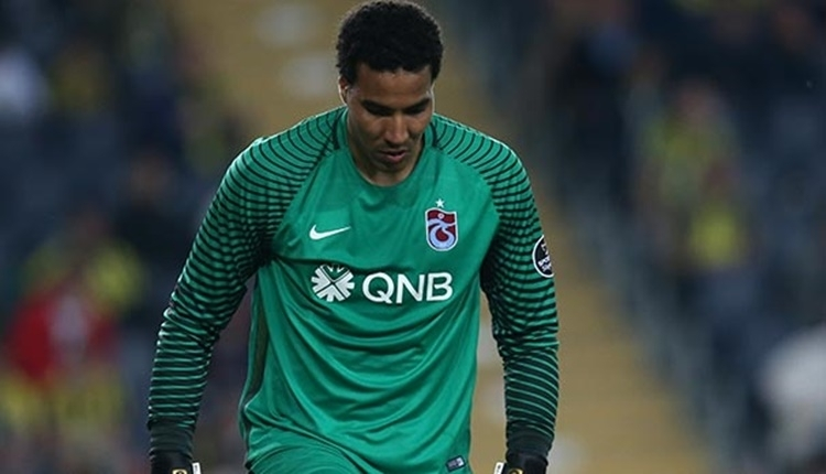 Trabzonspor'da Esteban sezonu kapattı