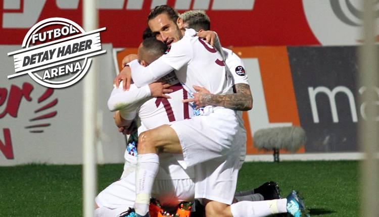 Trabzonspor'dan Alanya'da bu sezon bir ilk