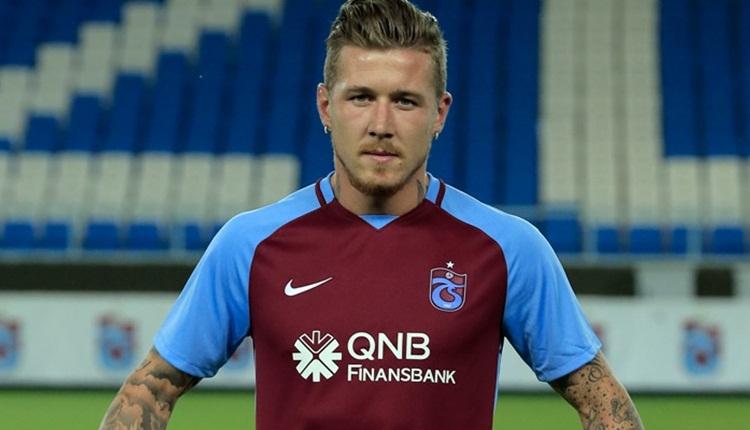 Trabzonspor'un yıldızı Jurac Kucka'dan şok tepki