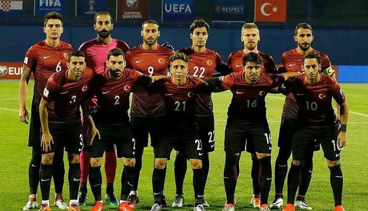 Türkiye, FIFA Şubat ayı sıralamasında yükseldi