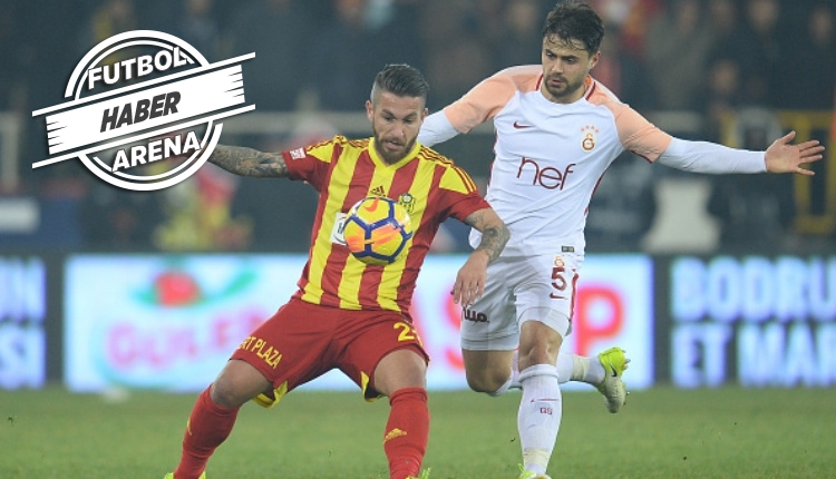 UEFA Lisans vermezse Ahmet Çalık, Galatasaray'da kalacak
