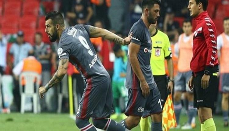 UEFA'dan Alvaro Negredo'ya yakın takip