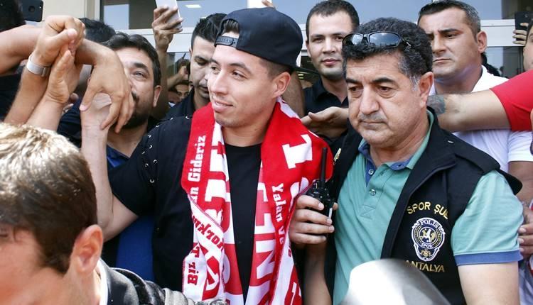 UEFA'dan Samir Nasri'ye doping cezası!