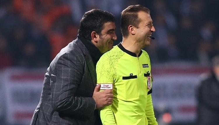 Ümit Özat'tan Beşiktaş taraftarına tepki! 'Geçmişte Brad Pitt değildik'