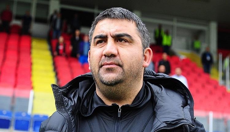 Ümit Özat'tan Trabzonspor maçı sonrası hakemlere çağrı