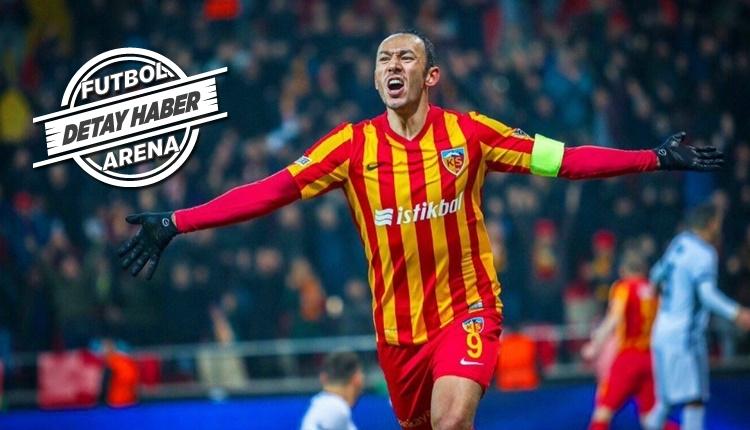 Kayserisporlu Umut Bulut, Süper Lig'in golcülerini solladı