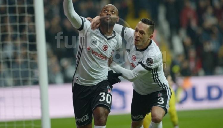 Vagner Love'dan Karabükspor maçı sonrası 2 gol açıklaması