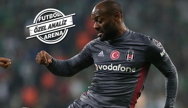 Vagner Love'un Bursaspor - Beşiktaş maçı performansı