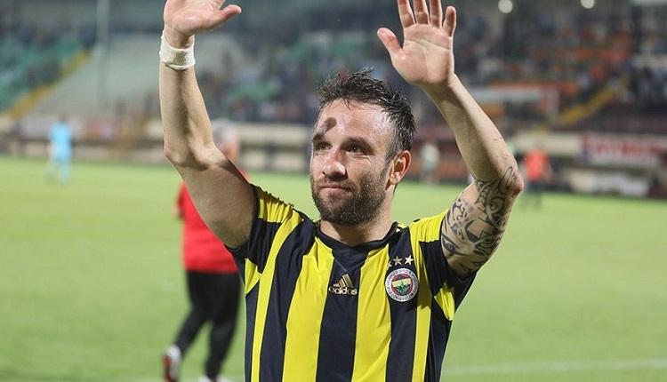 Valbuena'dan Fenerbahçe taraftarına anlamlı jest
