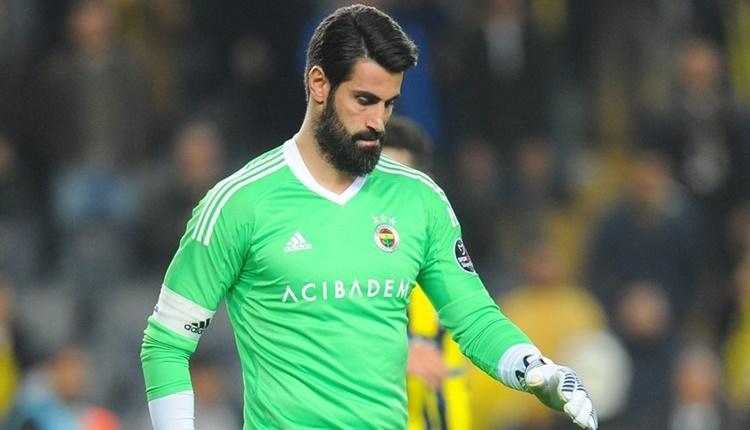 Volkan Demirel, Beşiktaş derbisinde ilk 11'de mi?