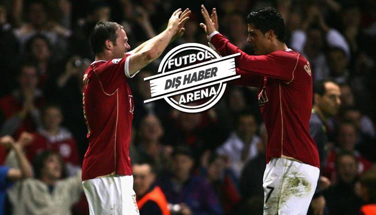 Wayne Rooney'den Ronaldo itirafı