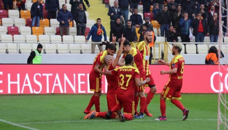 Yeni Malatyaspor 3 - 1 Karabükspor maçın özeti ve golleri (İZLE)
