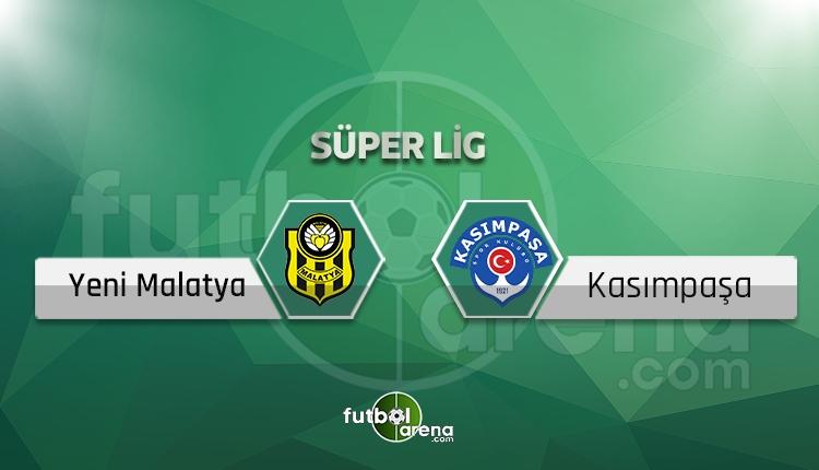 Yeni Malatyaspor - Kasımpaşa maçı saat kaçta, hangi kanalda? (İddaa canlı skor)