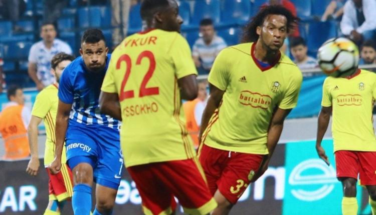 Yeni Malatyaspor'da Arturo Mina, Matheus Doria beğenildi
