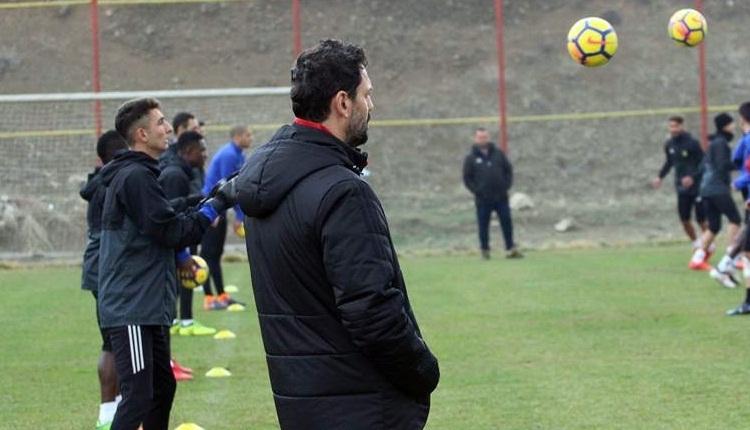 Yeni Malatyaspor'da Erol Bulut uyardı!