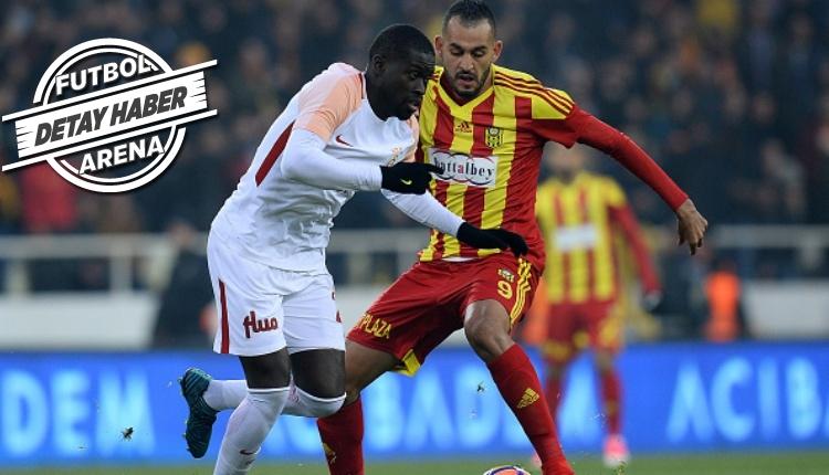 Yeni Malatyaspor'u Khalid Boutaib taşıyor