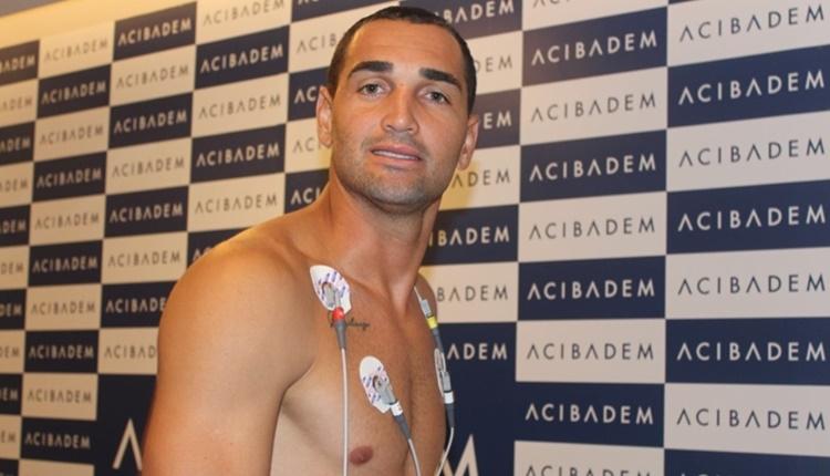 Yeni Malatyaspor'un transferi Gilberto, Sağlık kontrolünde