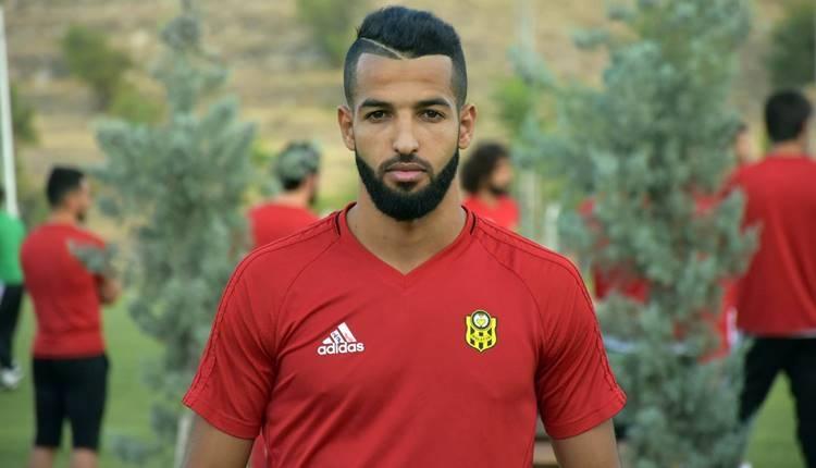 Yeni Malatyaspor'un yıldızı Issam Chebake'e 3 maç ceza!